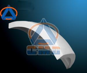 Aluminium Curved Panel (CMD-DC003)