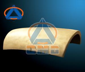 Aluminium Curved Panel (CMD-DC006)