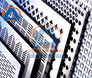 Aluminium Perforated Panel (CMD-P003)