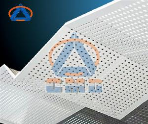 Aluminium Perforated Panel (CMD-P010)