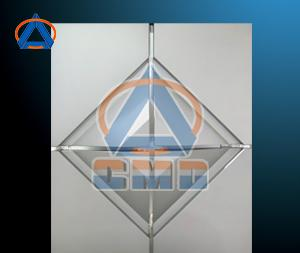 Aluminium Special Shape Panel (CMD-SS002)