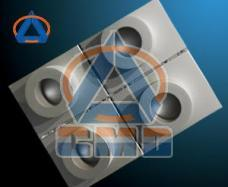 Aluminium Special Shape Panel (CMD-SS016)