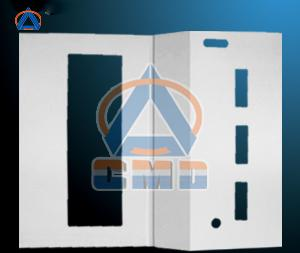 Aluminium CNC Cutting Hollow Panel (CMD-CH001)