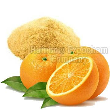 Spray Dried Orange Powder