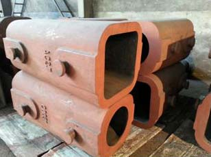 SG Iron Ingot Molds