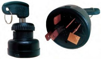 Peco 0052 Ignition Starter Switches