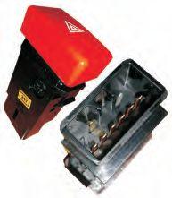 Peco 0058/06 Hazard Switches