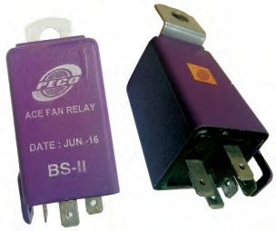 Peco 0118 Tata Ace Type -2 Tata Ace Radiator Fan Relay
