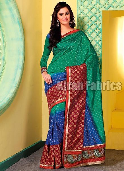 Dupion Silk Saree 02