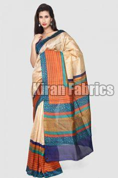 Dupion Silk Saree 03