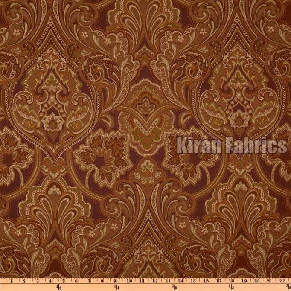 Jacquard Polyester Fabric 01