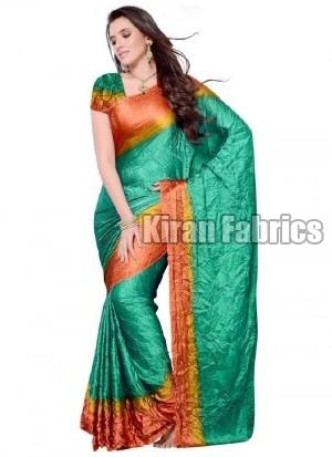 Satin Silk Saree 02