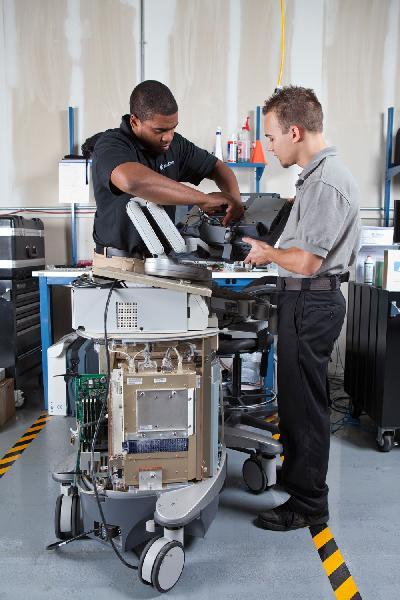 Ultrasound Machine Repairing