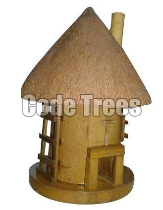 Coconut Shell Hut