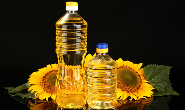Natural Refined 100% Sunflower Cooking Oil