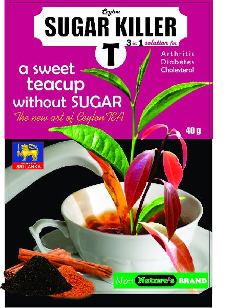 Sugar Killer Tea