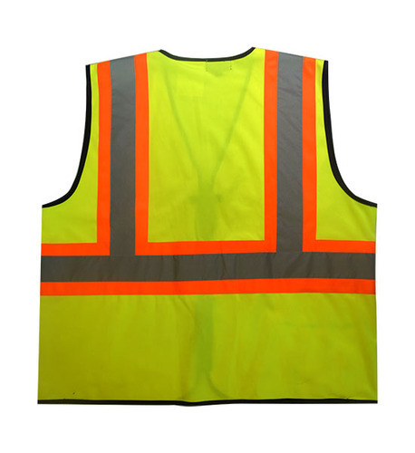 Safety Jacket Fabric