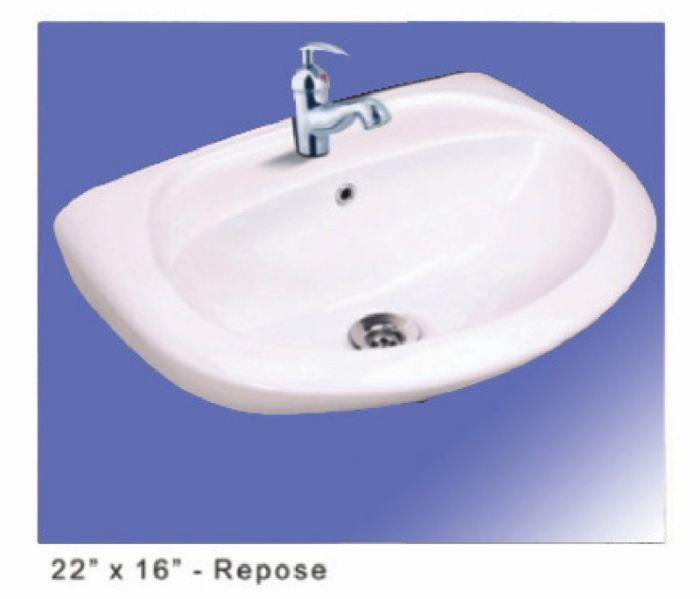 Repose Table Top Wash Basin