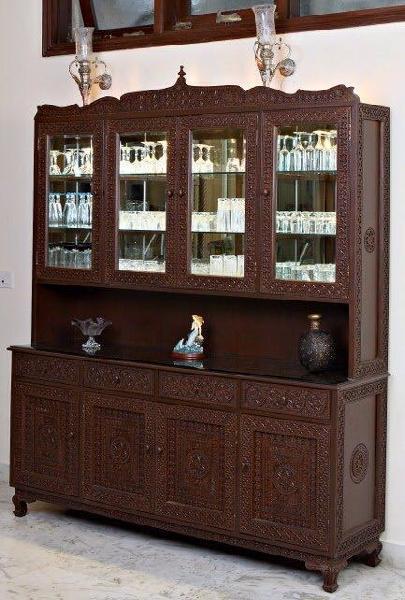 Wooden Crockery CabinetCrockery Cabinet Manufacturers Jodhpur