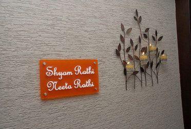Acrylic Name Plate Designing In Pune Acrylic Nameplates Designing