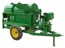 Agricultural Thresher 01