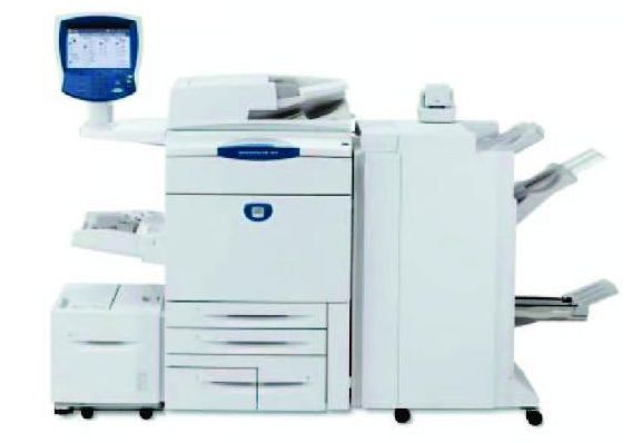 Xerox Machine (DC-252)