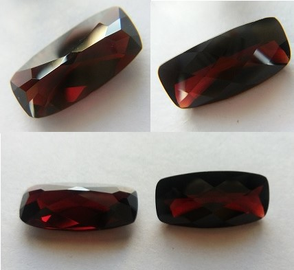 Red Garnet Gemstones 01