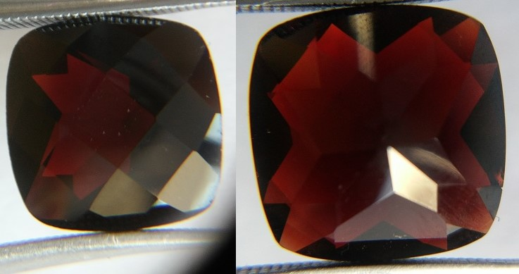 Red Garnet Gemstones 03