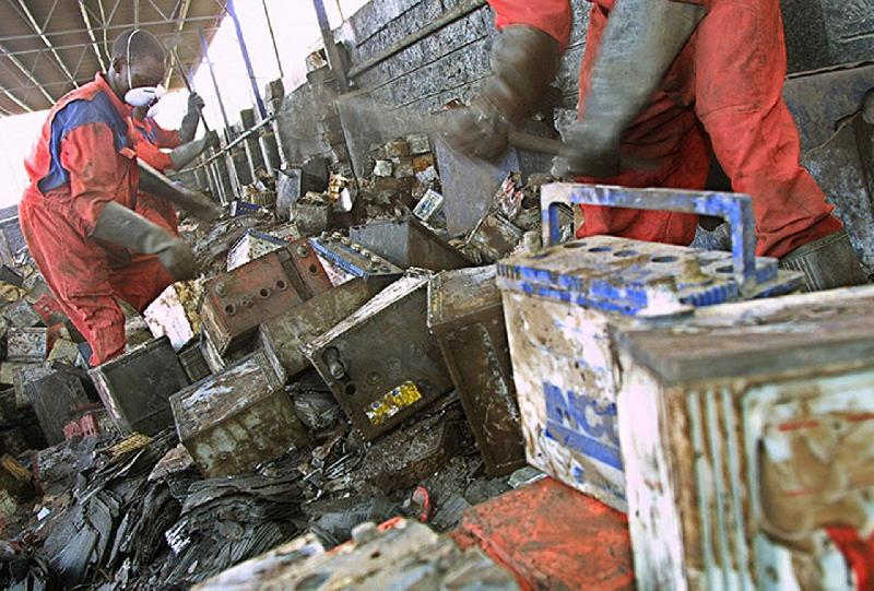 Battery Recycling Industries