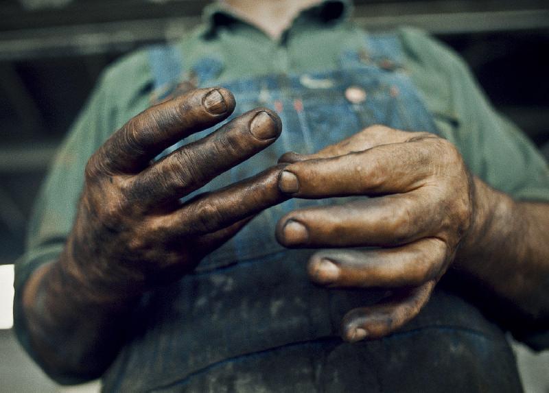Nathan Benn St Albans Hands