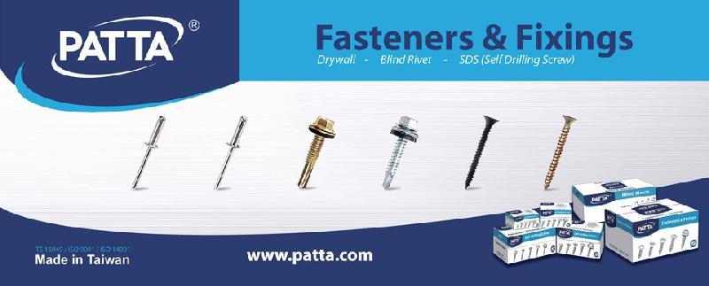 Patta Drywall Screws