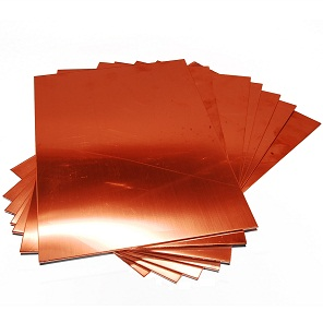 Copper Sheets & Plates