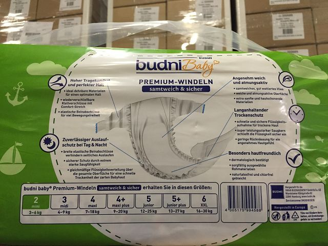 Budni Baby Diapers 03