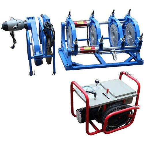 Hydraulic HDPE Pipe Welding Machine