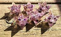 Gemstone Merkaba Star 03