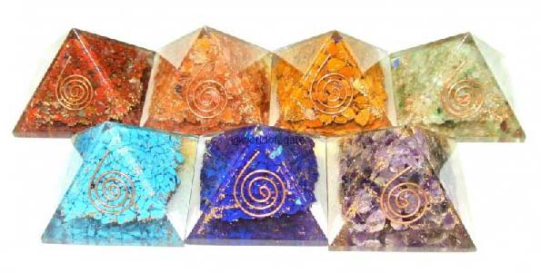 Orgone Energy Pyramid 01