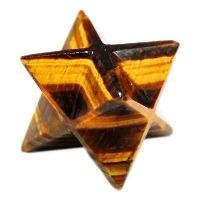 Gemstone Merkaba Star 06