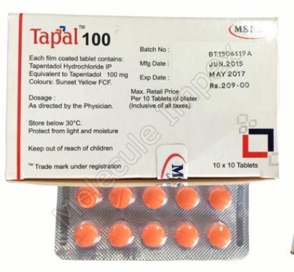 Tapal 100 Tablets