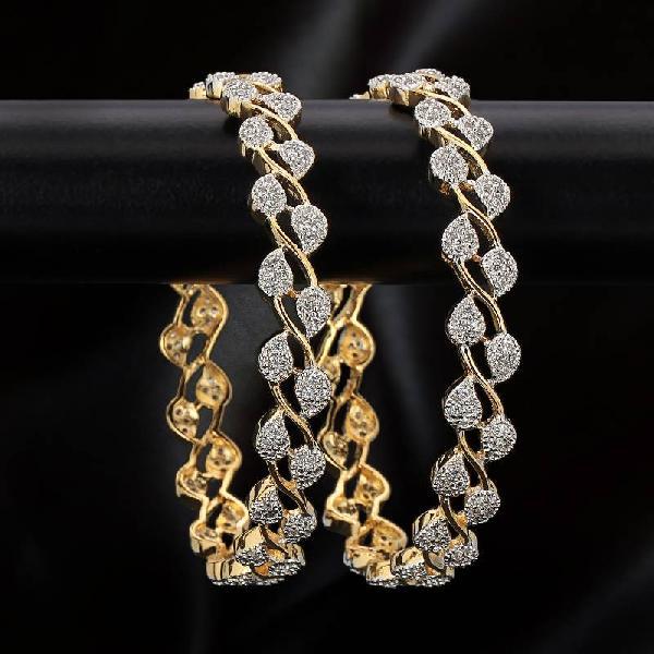 Diamond Bangles 01