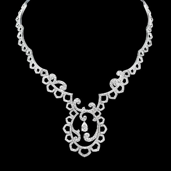 Diamond Necklace 02