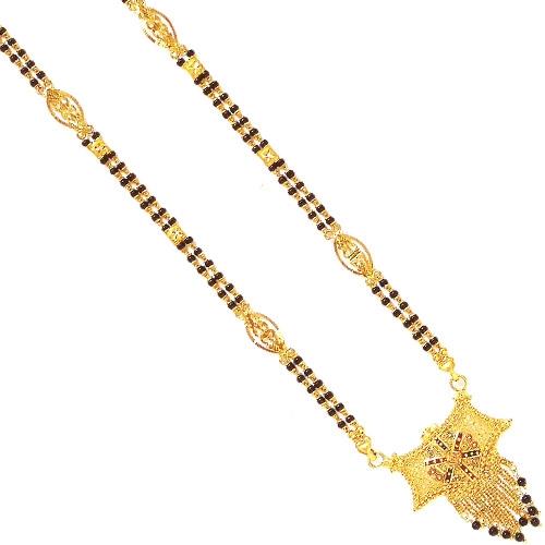 Gold Mangalsutra 04