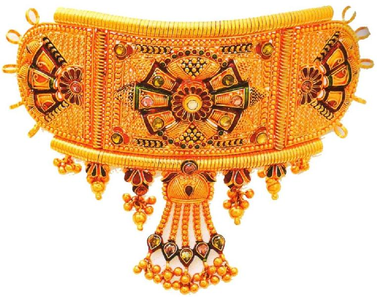 Gold Armbands