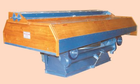 Variable Stroke Type Paddy Rice Separator
