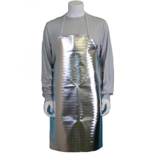 Aluminized Fire Fighting Apron