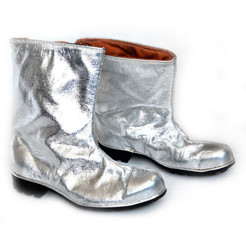 Aluminized Fire Fighting Shoes