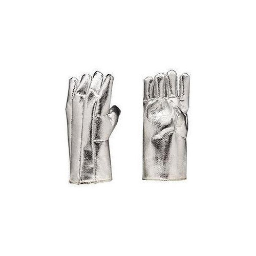 Aluminized Fire Fighting Gloves