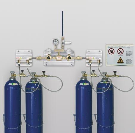 Oxygen Gas Filling Manifold 01