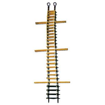 Wooden Rug Rope Ladder