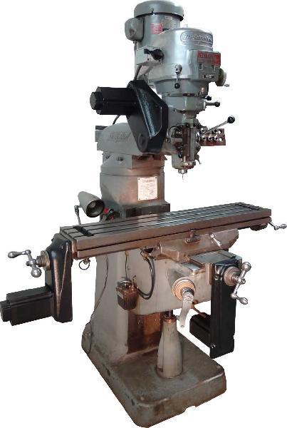 CNC Milling Machine 02