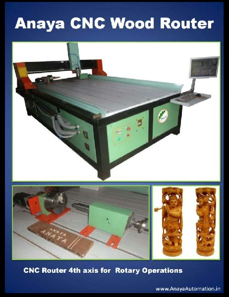CNC Router Furniture Making Machine